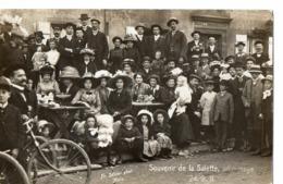 Souvenir De La Salette - 24 Sept. 1911 - Pélerinage - La Salette