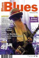 BLUES MAGAZINE N°95 2020 Billy Gibbons Laura Cox Cotton Belly's Cisco Herzhaft Delgres - Music