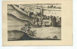 Huy Photocarte Fragment D'un Gravure Le Neufmoustier ( Lire Au Dos De La CP ) - Huy