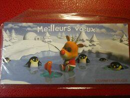 """MEILLEURS VOEUX 2006 """" Sur Bloc Souvenir De 2006 N° YT BS 15 SOUS BLISTER - Foglietti Commemorativi"""
