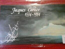 FRANCE - 1984 BLOC SOUVENIR Du 450° Anniversaire Du Premier Voyage De Jacques Cartier St Malo SOUS BLISTER - Foglietti Commemorativi