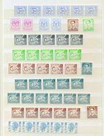 Een Restant Rolzegels Postgaaf ** Prachtig MNH - Coil Stamps
