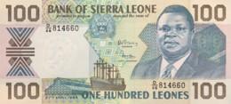 Sierra Leone 100 Leones, P-18b (27.4.1989) - UNC - Sierra Leone