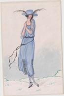 Art Nouveau  Femme  Mode (4) - Women