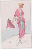 Art Nouveau  Femme  Mode (5) - Women