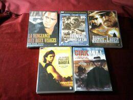 LOT DE 5 DVD   POUR 20 EUROS   ( Lot  11 ) - DVDs