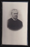 PASTOOR DEKEN EVERGEM ST.CHRISTOFFEL - FRANCISCUS ROMBAUT  ST NIKLAAS 1864   EVERGEM 1935     2 SCANS - Engagement