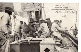 2613 - CANCALE - Pêche Aux Huîtres - (Marins Rentrant Les Dragues) - Cancale