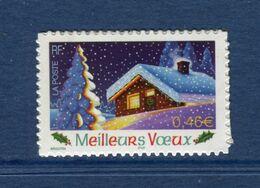 France - Adhésif - YT N° 34 ** - Neuf Sans Charnière - 2002 - Autoadesivi