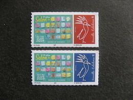 Nouvelle-Calédonie: TB  Paire N° 1367 Et 1368 , Neufs XX . - Nuevos