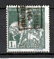 1735 Voorafstempeling Op Nr 88 - BRUSSEL 1911 BRUXELLES -  Positie A - Precancels