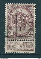 2079 Voorafstempeling Op Nr 55 - BRASSCHAET 1913 -  Positie B - Precancels
