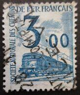 FRANCE Petit Colis Postaux N°43 Oblitéré - Afgestempeld
