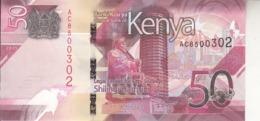 KENYA 50 SHILLINGS 2019 P- NEW UNC */* - Kenia