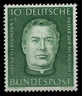 BRD 1954 Nr 201 Postfrisch X797442 - Ungebraucht