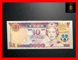 FIJI 10 $ 2002   P. 106   UNC - Fiji