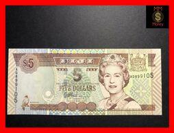 FIJI 5 $ 2002   P. 105   UNC - Fiji