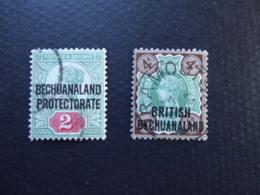 BRITISH BECHUANALAND SG 62 - Non Classés
