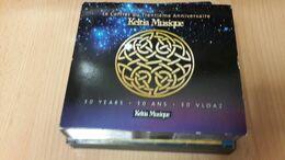 Keltia Musique  - 30 Ans -  6 CD - Musiques Du Monde