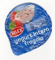 SELEX FRAGOLA YOGURT  FRUIT COPERCHIETTO - Altri