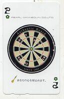 TELECARTE JAPON FLECHETTE - Sport