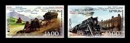 Armenia (Nagorno-Karabakh) 2020 Mih. 220/21 Europa. Ancient Postal Routes MNH ** - Armenië