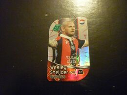 Wesley Sneidjer OGC Nice French Football Soccer Greek Europe's Champions 2018 Metal Tag - Andere