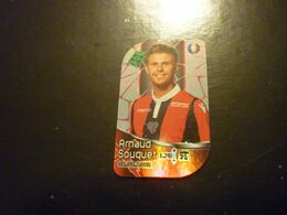 Arnaud Souquet OGC Nice French Football Soccer Greek Europe's Champions 2018 Metal Tag - Andere
