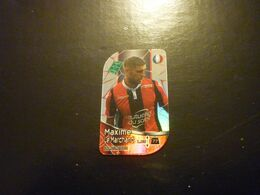 Maxime Le Marchand OGC Nice French Football Soccer Greek Europe's Champions 2018 Metal Tag - Andere