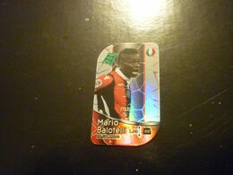 Mario Balotelli OGC Nice French Football Soccer Greek Europe's Champions 2018 Metal Tag - Andere