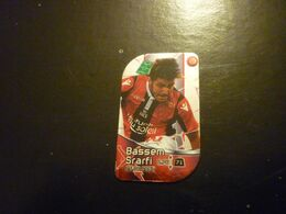 Bassem Srarfi OGC Nice French Football Soccer Greek Europe's Champions 2018 Metal Tag - Andere