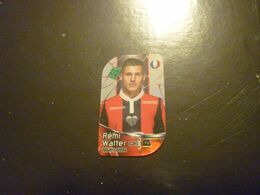 Remi Walter OGC Nice French Football Soccer Greek Europe's Champions 2018 Metal Tag - Andere