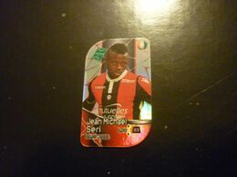 Jean Michael Seri OGC Nice French Football Soccer Greek Europe's Champions 2018 Metal Tag - Andere