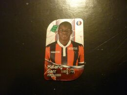 Malang Sarr OGC Nice French Football Soccer Greek Europe's Champions 2018 Metal Tag - Andere