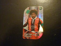 Dante OGC Nice French Football Soccer Greek Europe's Champions 2018 Metal Tag - Andere