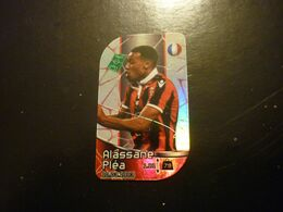 Alassane Plea OGC Nice French Football Soccer Greek Europe's Champions 2018 Metal Tag - Andere