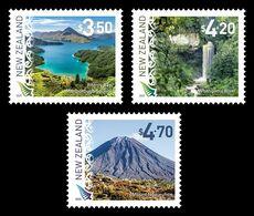 New Zealand 2020 Mih. 3817/19 Scenic Definitives (II) MNH ** - Neufs