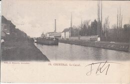 Courtrai - Le Canal - Kortrijk