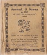 Aurmonak Di Nameur Po 1968 (Almanach De Namur 1968) (petit Format) - Cultural
