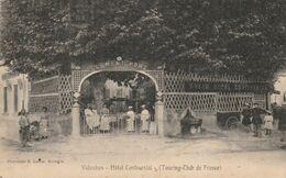 83  VIDAUBAN Hôtel Continental (touring Club De France) - Vidauban