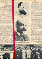 Orig. Knipsel Coupure Tijdschrift Magazine - Brussel KVS - Opvoering Tijl Uilenspiegel Van Charles Decoster  - 1922 - Alte Papiere