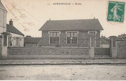 91 - AVRAINVILLE - Ecoles - Frankreich