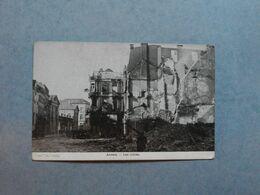 ANVERS   -  Les Ruines  -  Guerre 1914 - 1918  -  Belgique - Antwerpen