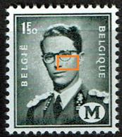 M 1  **  Mouche Sous Lunettes - Military (M Stamps)