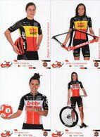 Cyclisme, Serie Lotto Soudal Dames 2020 - Radsport