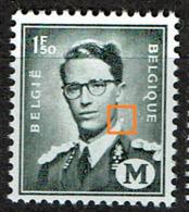 M 1  **  Tache Blanche Col - Military (M Stamps)