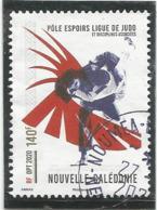 Nouveauté   Judo   Beau Cachet    (pag3c) - Nuova Caledonia