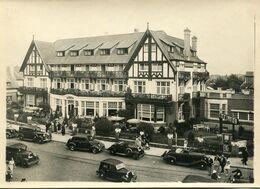 Knokke Foto Hotel Memlinc - 2 Scans - Knokke