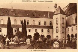 Monastere  Des  Trappistines - Laval - Préau  Et  Cimetière. - Frankreich