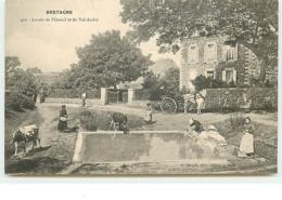 Bretagne - Lavoir De PLENEUF Et Du VAL-ANDRE - Sonstige Gemeinden